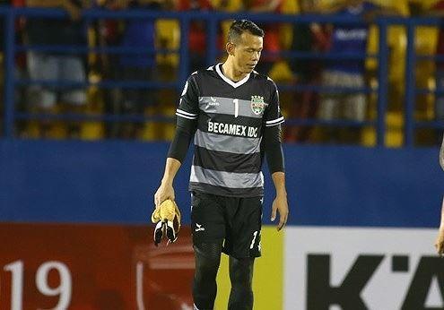 Mắc sai lầm ở AFC Cup, Tấn Trường bị B.Bình Dương phạt nặng Ảnh 1