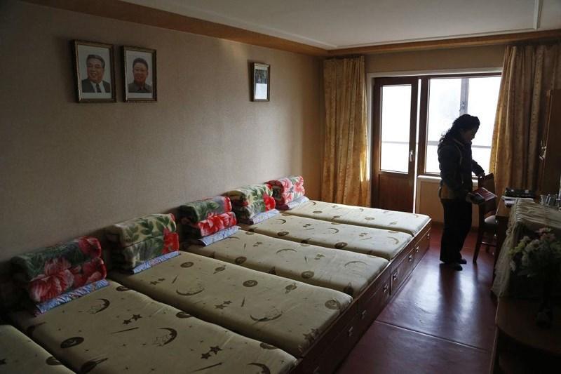 Bạn có tò mò về cuộc sống thường nhật của người Triều Tiên? Ảnh 12