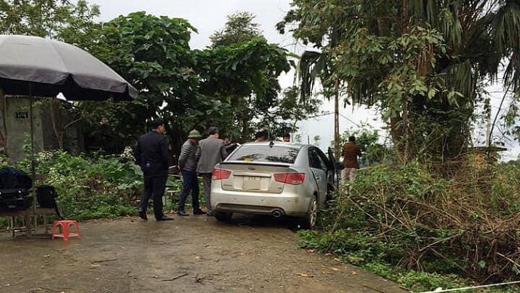 Truy bắt đối tượng bắn vào đầu tài xế, cướp xe taixi tại Tuyên Quang Ảnh 1
