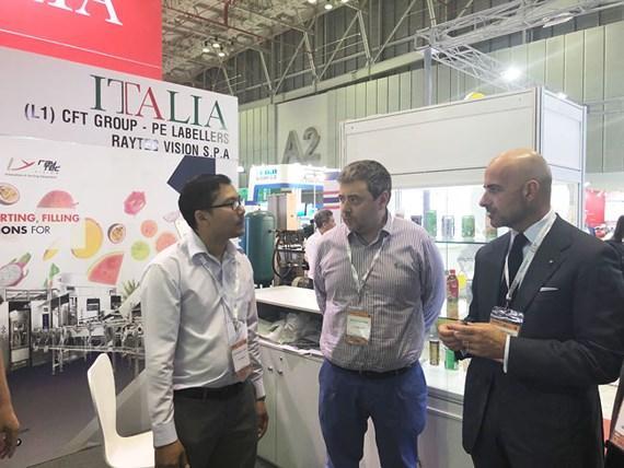 DN Italia, Đức giới thiệu nhiều công nghệ mới tại Propak & Printech 2019 Ảnh 1