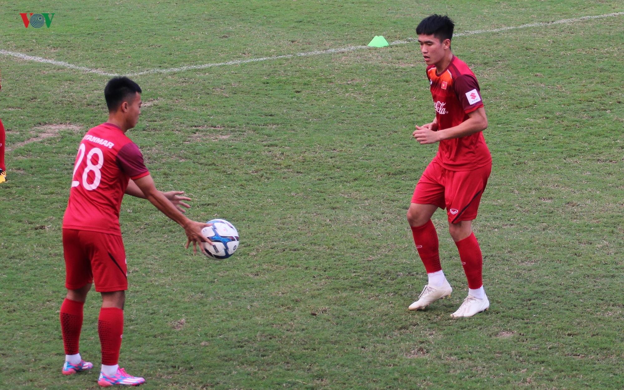 Trung vệ U23 Việt Nam phân tích lối chơi U23 Thái Lan và U23 Indonesia Ảnh 2
