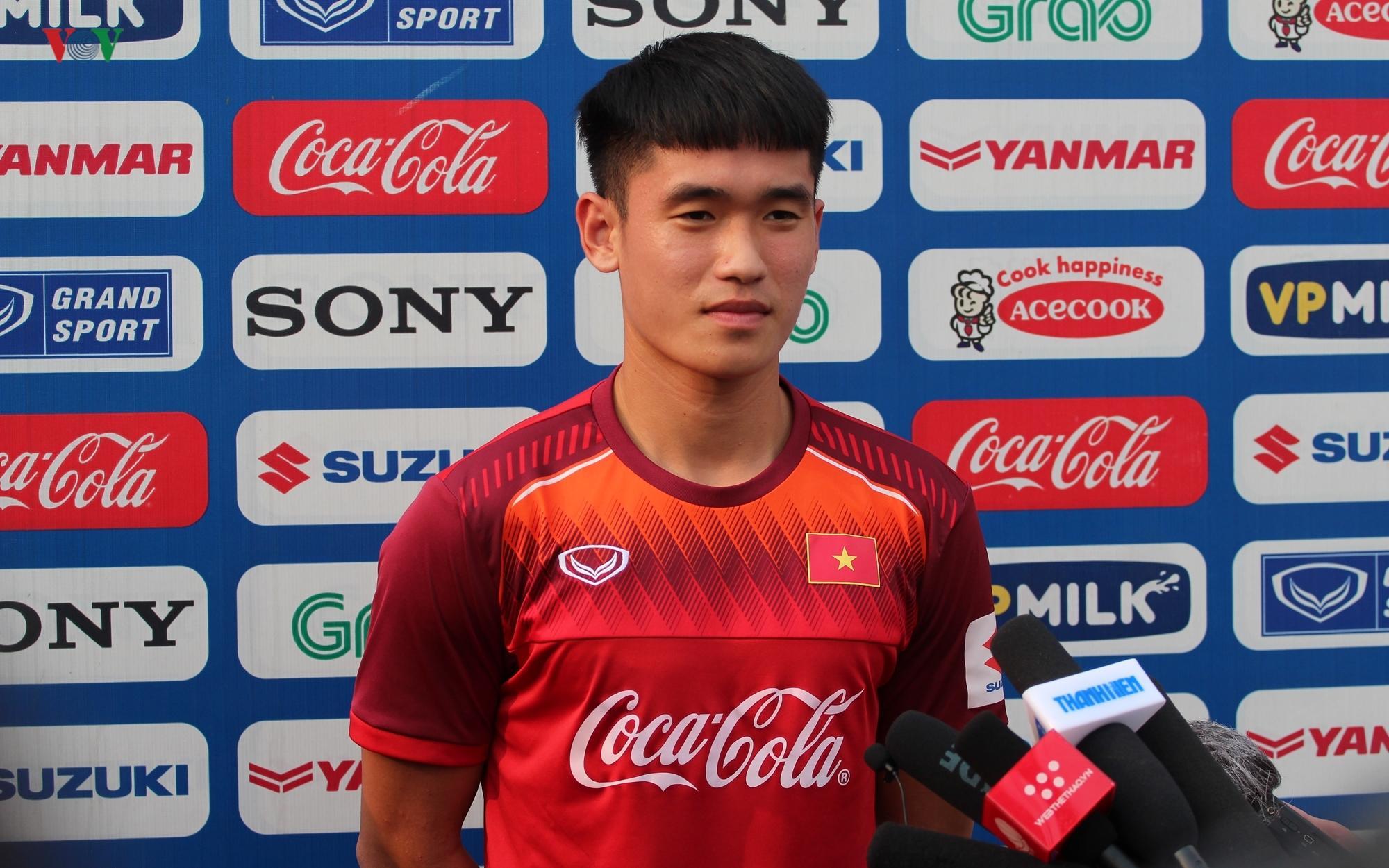 Trung vệ U23 Việt Nam phân tích lối chơi U23 Thái Lan và U23 Indonesia Ảnh 1