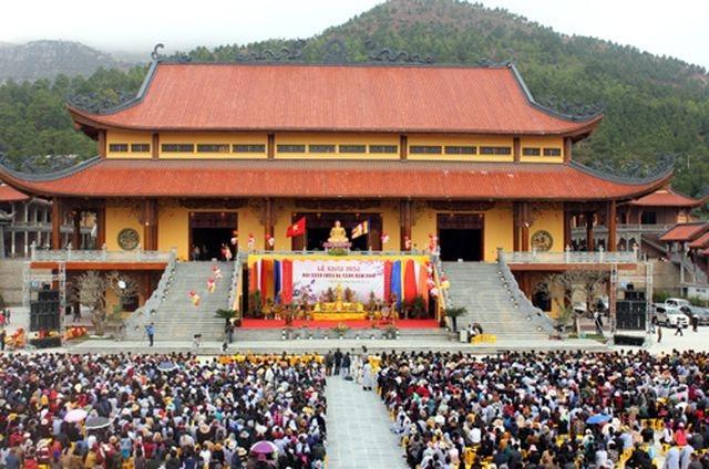 Hoạt động gọi vong báo oán tại chùa Ba Vàng đã được cảnh báo từ... 2 năm trước! Ảnh 2