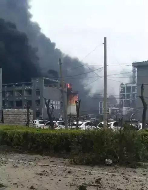 Nổ nhà máy hóa chất ở Trung Quốc, 36 người thương vong Ảnh 2