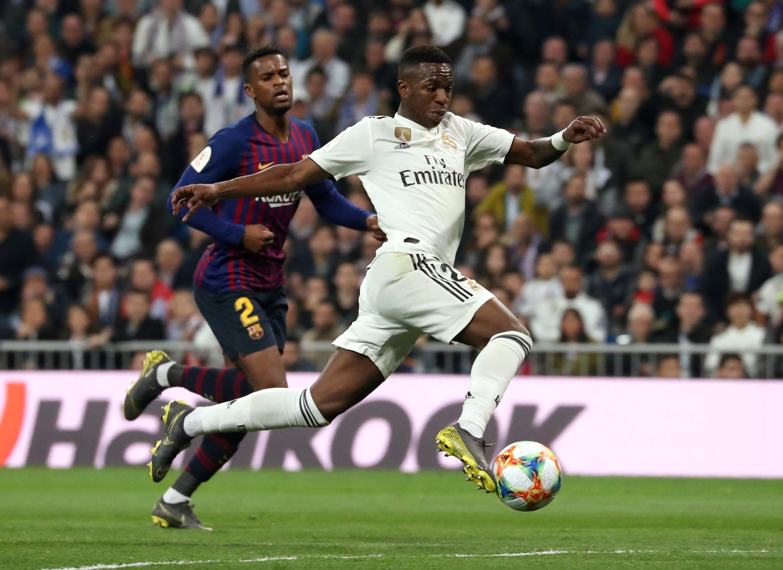 Real Madrid kỳ vọng Vinicius Jr sẽ là 'Neymar mới' Ảnh 1