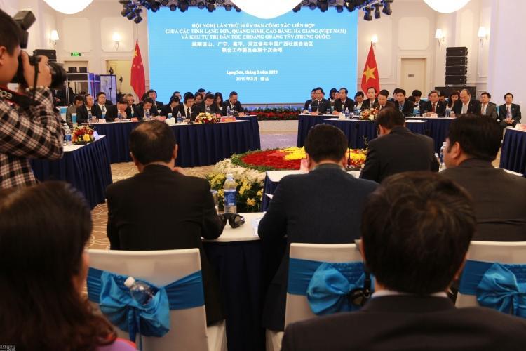 Ủy ban công tác liên hợp: 10 năm hữu nghị, hợp tác cùng phát triển Ảnh 1