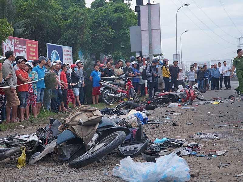 TP.HCM: 694 người chết vì tai nạn giao thông Ảnh 2