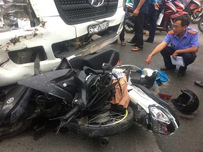 TP.HCM: 694 người chết vì tai nạn giao thông Ảnh 1
