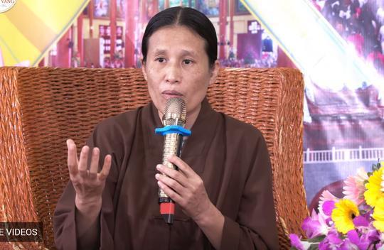 Chùa Ba Vàng: Chị gái và chồng cũ nói về 'năng lực siêu nhiên' của bà Phạm Thị Yến Ảnh 1