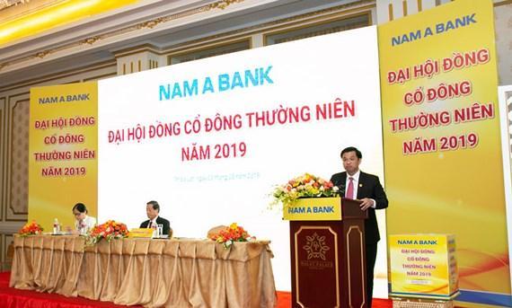 ĐHCĐ Nam A Bank thông qua kế hoạch chia cổ tức 16% Ảnh 1