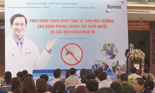 Remos – bảo vệ gia đình khỏi mọi vấn đề do muỗi Ảnh 1