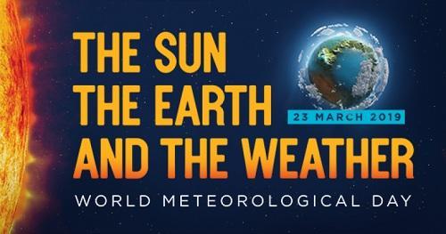 Ngày Khí tượng Thế giới 23/3/2019 với chủ đề: 'Mặt trời, trái đất và thời tiết' Ảnh 1