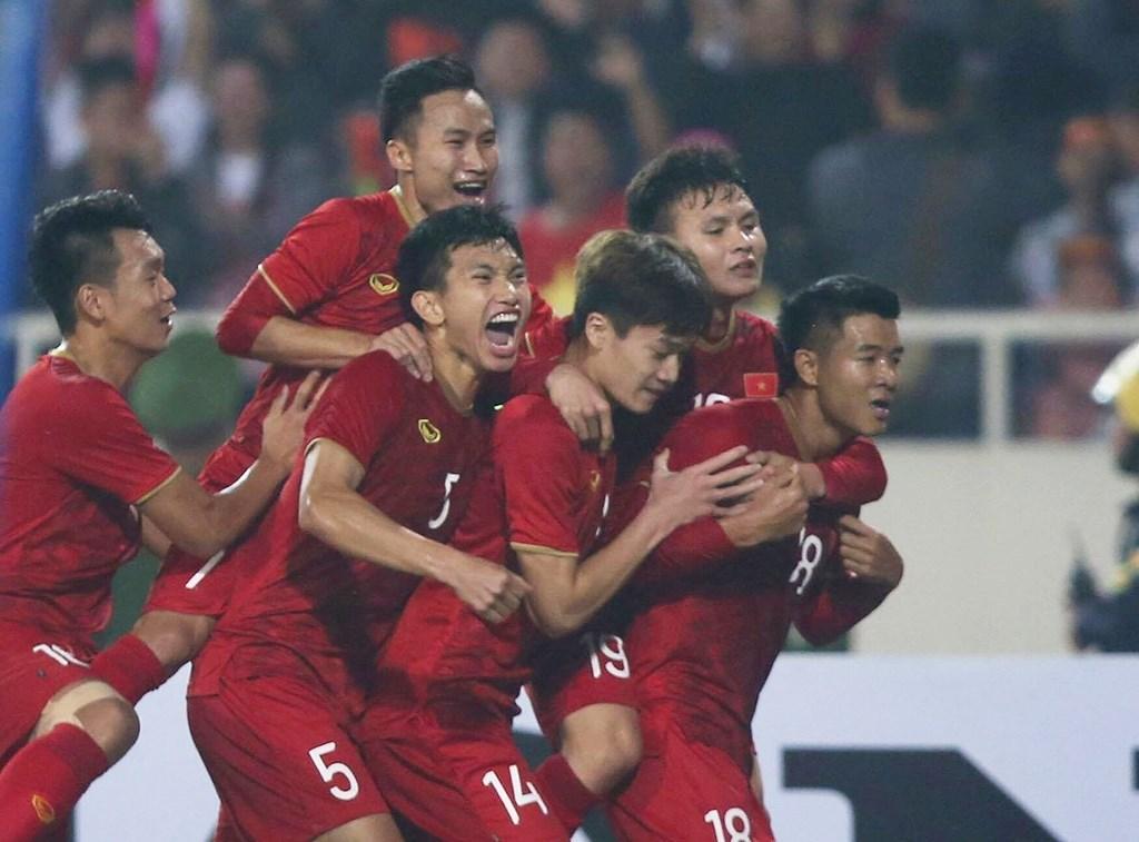 'Đè bẹp' U23 Thái Lan, U23 Việt Nam kiêu hãnh trở lại sân chơi lớn nhất châu Á Ảnh 2