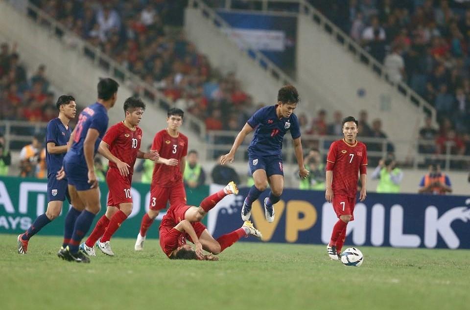 'Đè bẹp' U23 Thái Lan, U23 Việt Nam kiêu hãnh trở lại sân chơi lớn nhất châu Á Ảnh 1