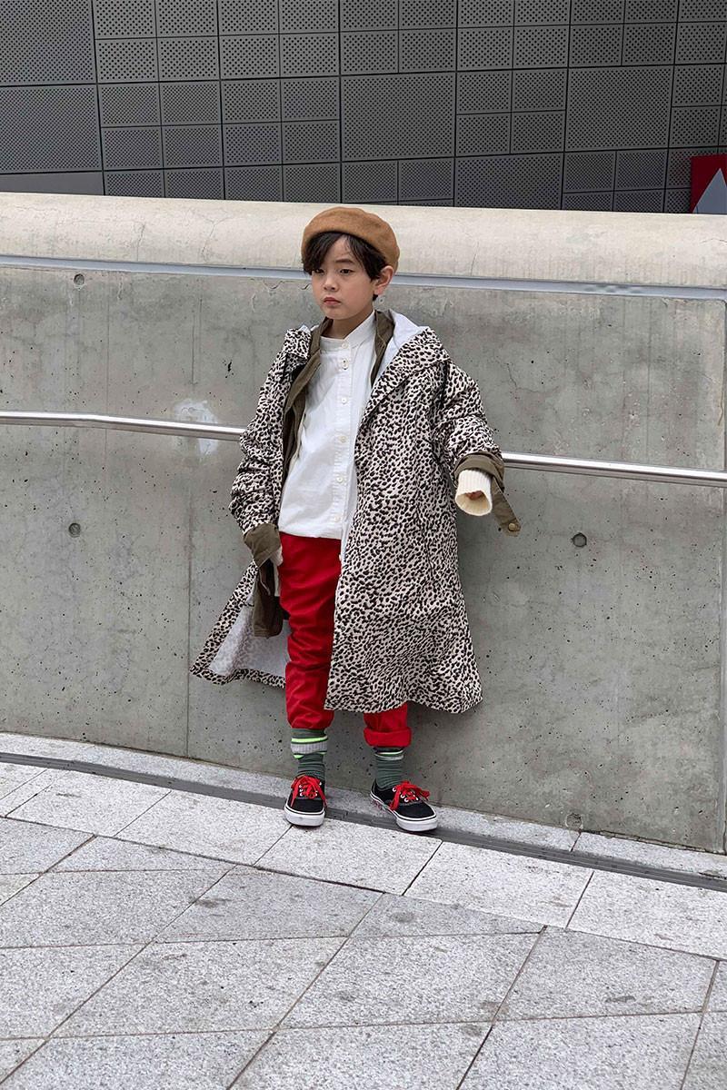 Ngắm thời trang cực sành điệu của các mẫu nhí tại Seoul Fashion Week Ảnh 3