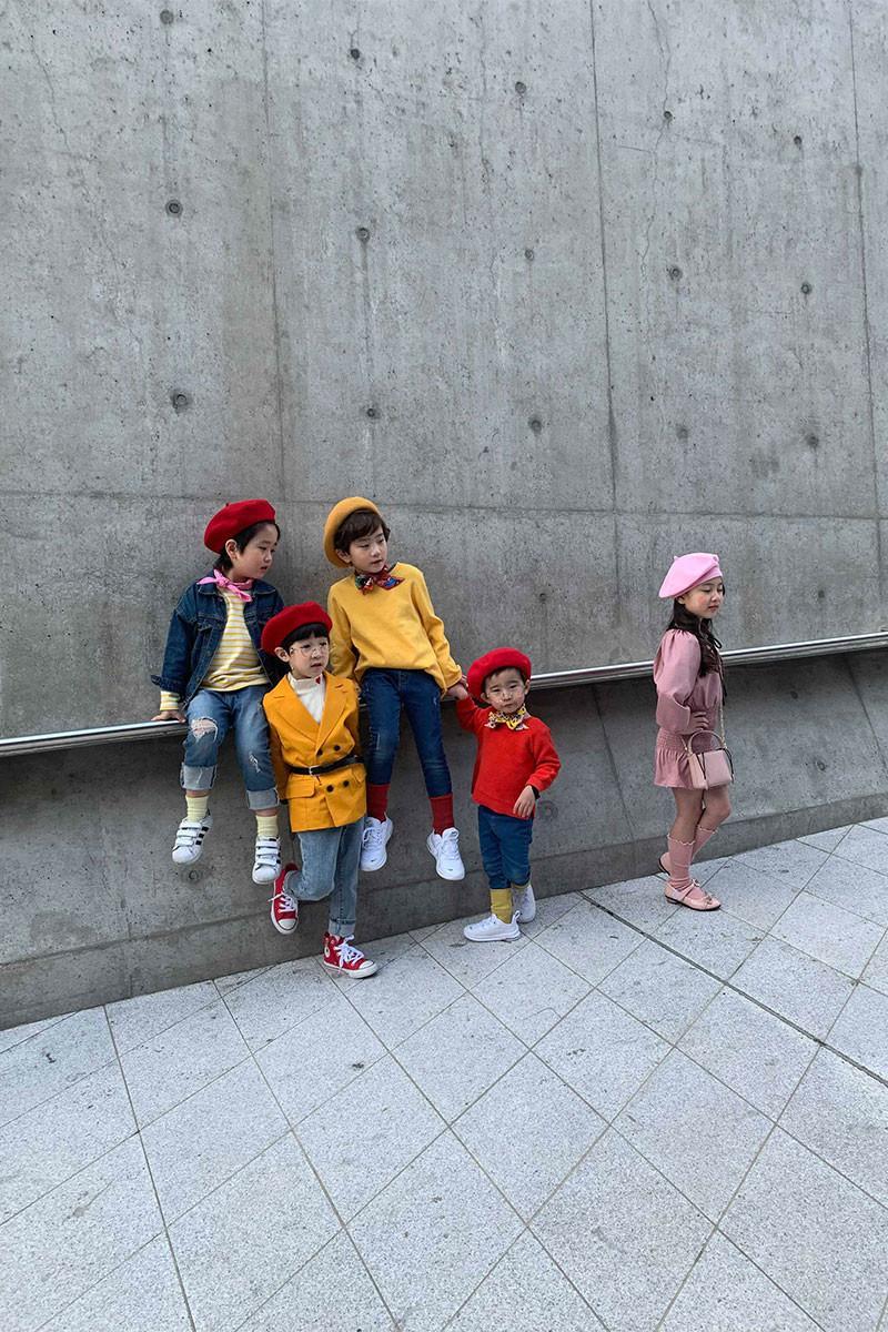 Ngắm thời trang cực sành điệu của các mẫu nhí tại Seoul Fashion Week Ảnh 9