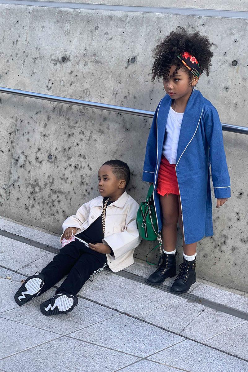 Ngắm thời trang cực sành điệu của các mẫu nhí tại Seoul Fashion Week Ảnh 7