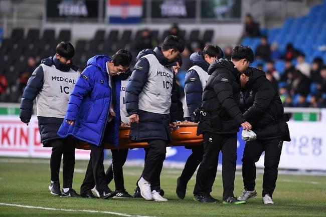 Công Phượng tiếp tục được đá chính khi tiền đạo số 1 của Incheon bị chấn thương nặng? Ảnh 2