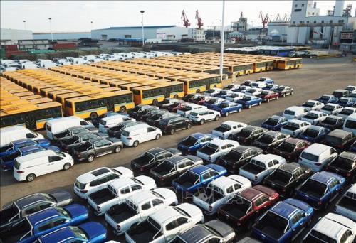 8 tổ chức thương mại Mỹ hối thúc Chính phủ không áp thuế nhập khẩu ô tô Ảnh 1