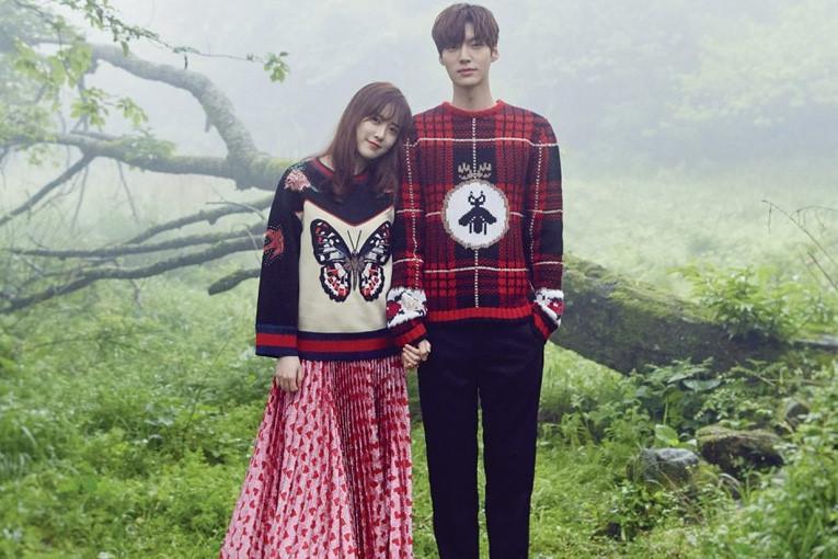 Gu thời trang của cặp vợ chồng lệch tuổi 'đẹp như hoa' xứ Hàn Ảnh 5