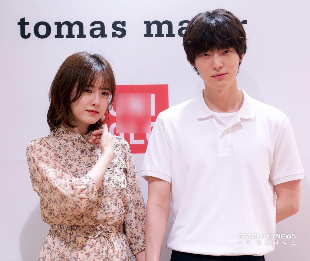 Gu thời trang của cặp vợ chồng lệch tuổi 'đẹp như hoa' xứ Hàn Ảnh 4