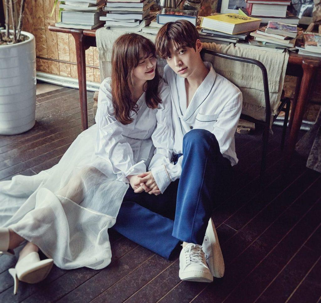 Gu thời trang của cặp vợ chồng lệch tuổi 'đẹp như hoa' xứ Hàn Ảnh 7