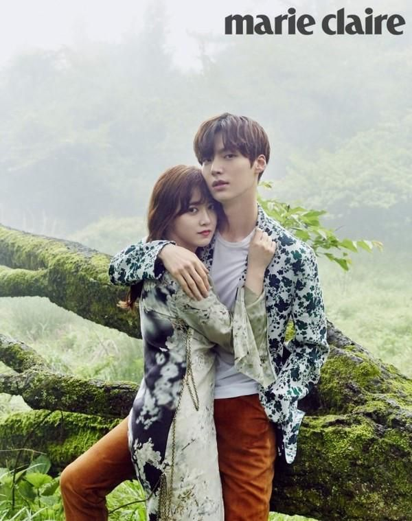 Gu thời trang của cặp vợ chồng lệch tuổi 'đẹp như hoa' xứ Hàn Ảnh 2