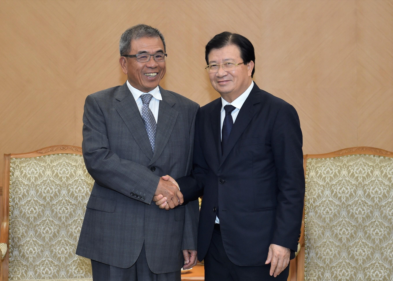 Khuyến khích doanh nghiệp nước ngoài mở rộng đầu tư tại Việt Nam Ảnh 1