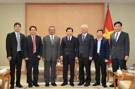 Khuyến khích doanh nghiệp nước ngoài mở rộng đầu tư tại Việt Nam Ảnh 2