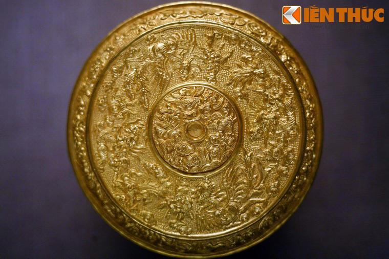 Lóa mắt trước bộ sưu tập rồng bằng vàng khối nhà Nguyễn Ảnh 7