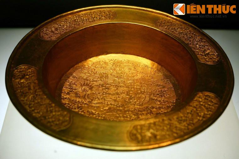 Lóa mắt trước bộ sưu tập rồng bằng vàng khối nhà Nguyễn Ảnh 10
