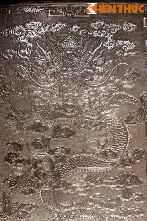 Lóa mắt trước bộ sưu tập rồng bằng vàng khối nhà Nguyễn Ảnh 13