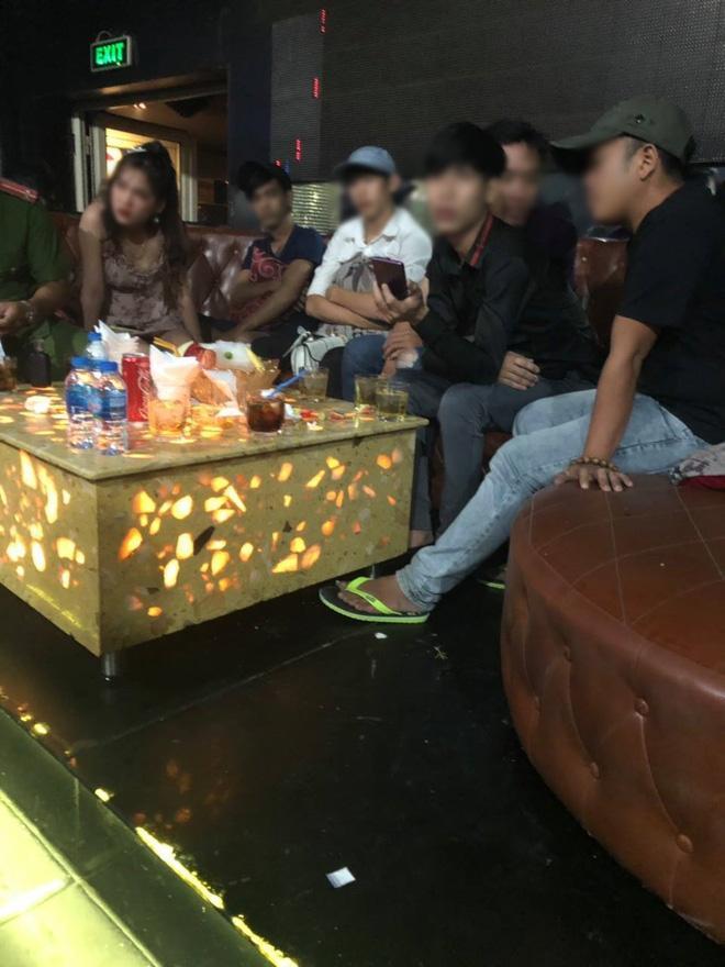 Gần 100 dân chơi ở Sài Gòn nghi phê ma túy ở vũ trường Đông Kinh Ảnh 1