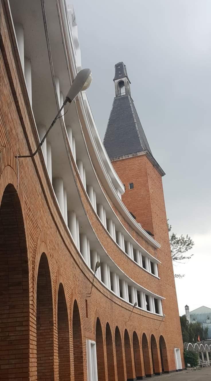 Độc đáo kiến trúc Trường cao đẳng Sư phạm Đà Lạt Ảnh 2
