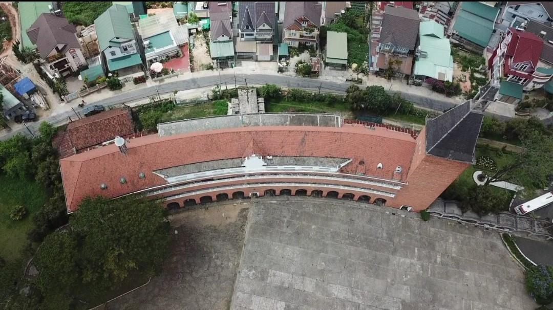 Độc đáo kiến trúc Trường cao đẳng Sư phạm Đà Lạt Ảnh 5
