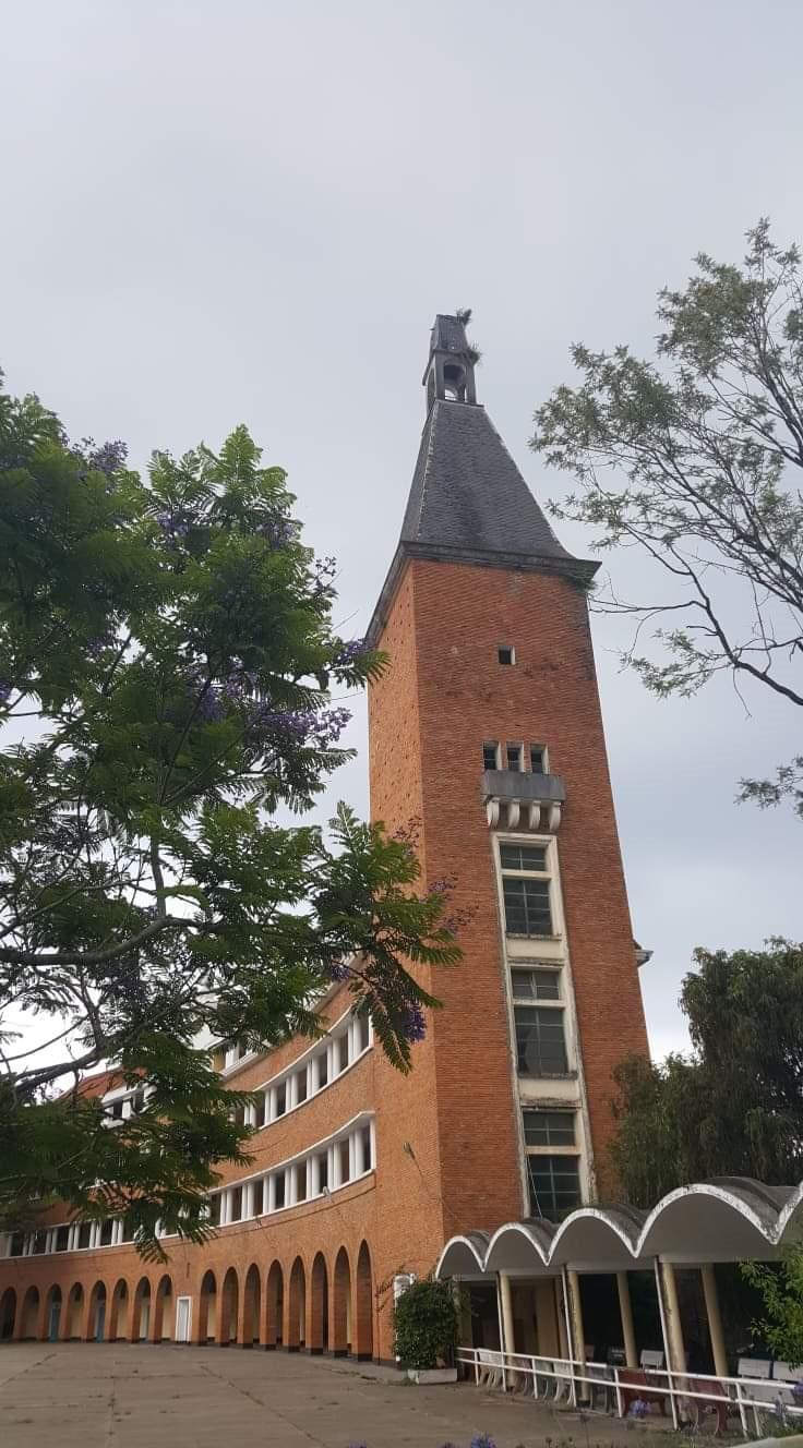 Độc đáo kiến trúc Trường cao đẳng Sư phạm Đà Lạt Ảnh 4