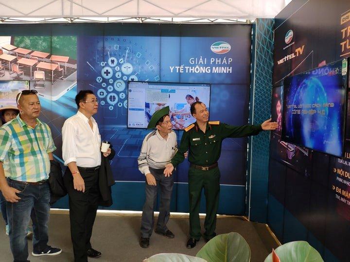 Hàng triệu du khách về giỗ Tổ được mời trải nghiệm thực tế 'Viettel 4.0' Ảnh 1