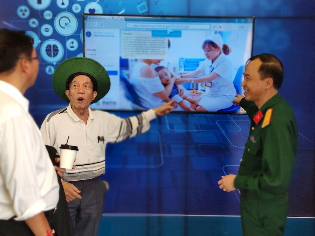 Hàng triệu du khách về giỗ Tổ được mời trải nghiệm thực tế 'Viettel 4.0' Ảnh 2