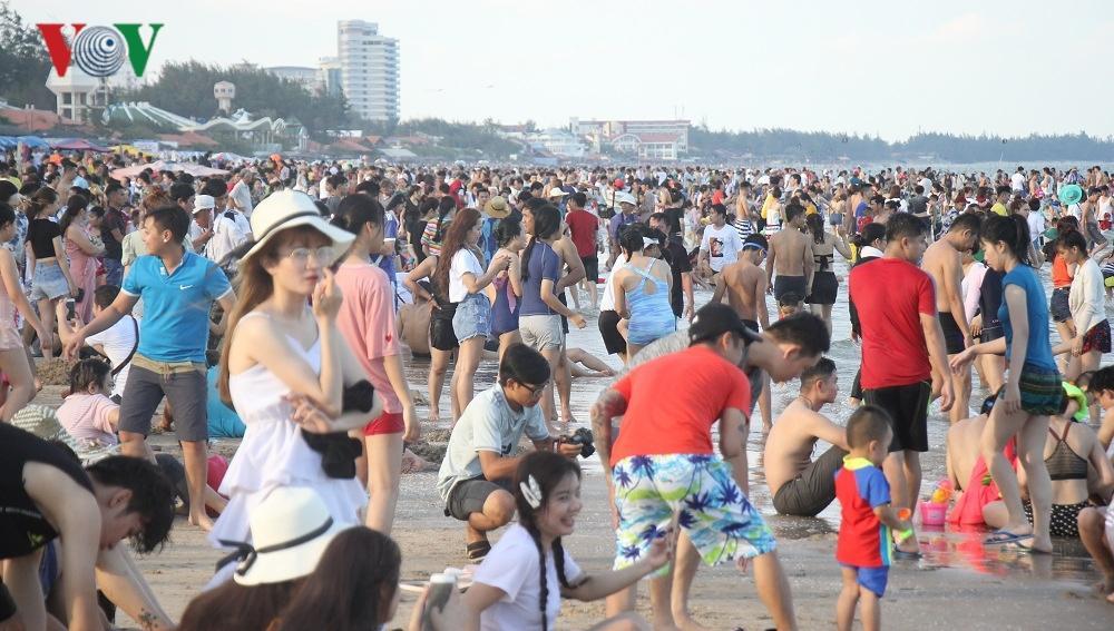 Hàng trăm du khách tắm biển Vũng Tàu bị sứa tấn công Ảnh 2