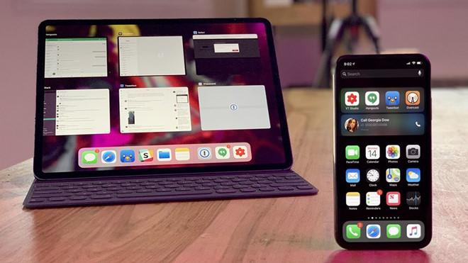 iOS 13 sẽ có Dark Mode, cải tiến đa nhiệm iPad Ảnh 1