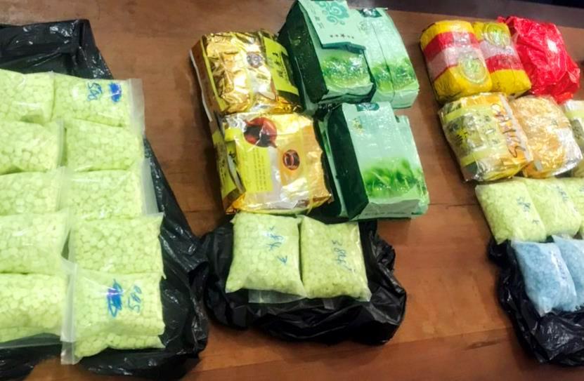 Phát hiện thêm thuốc lắc ở Sài Gòn của đường dây buôn ma túy quốc tế Ảnh 1