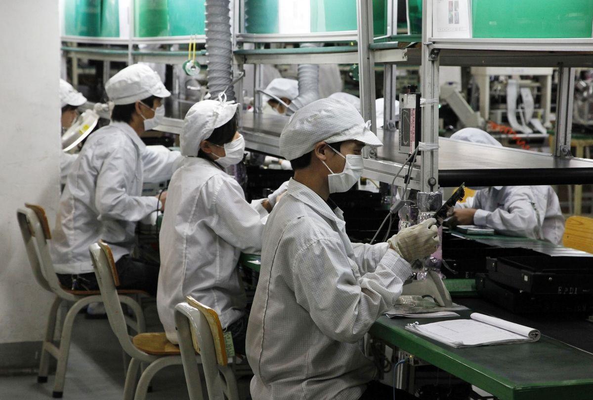 Không phải Việt Nam, Ấn Độ mới là công xưởng mới sản xuất iPhone Ảnh 1