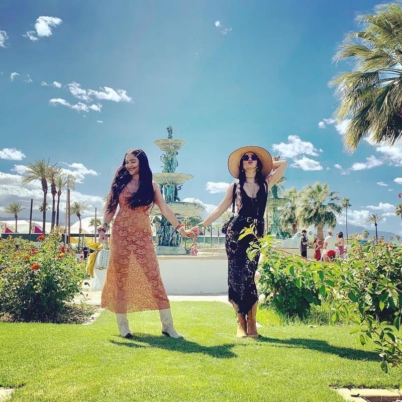 Lễ hội âm nhạc Coachella 2019 - nơi không dành cho tín đồ minimal Ảnh 12