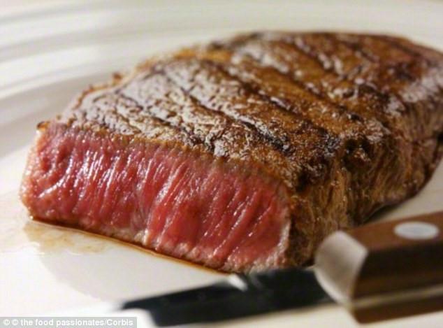 Nên ăn bao nhiêu thịt đỏ mỗi ngày là tốt nhất? Ảnh 1