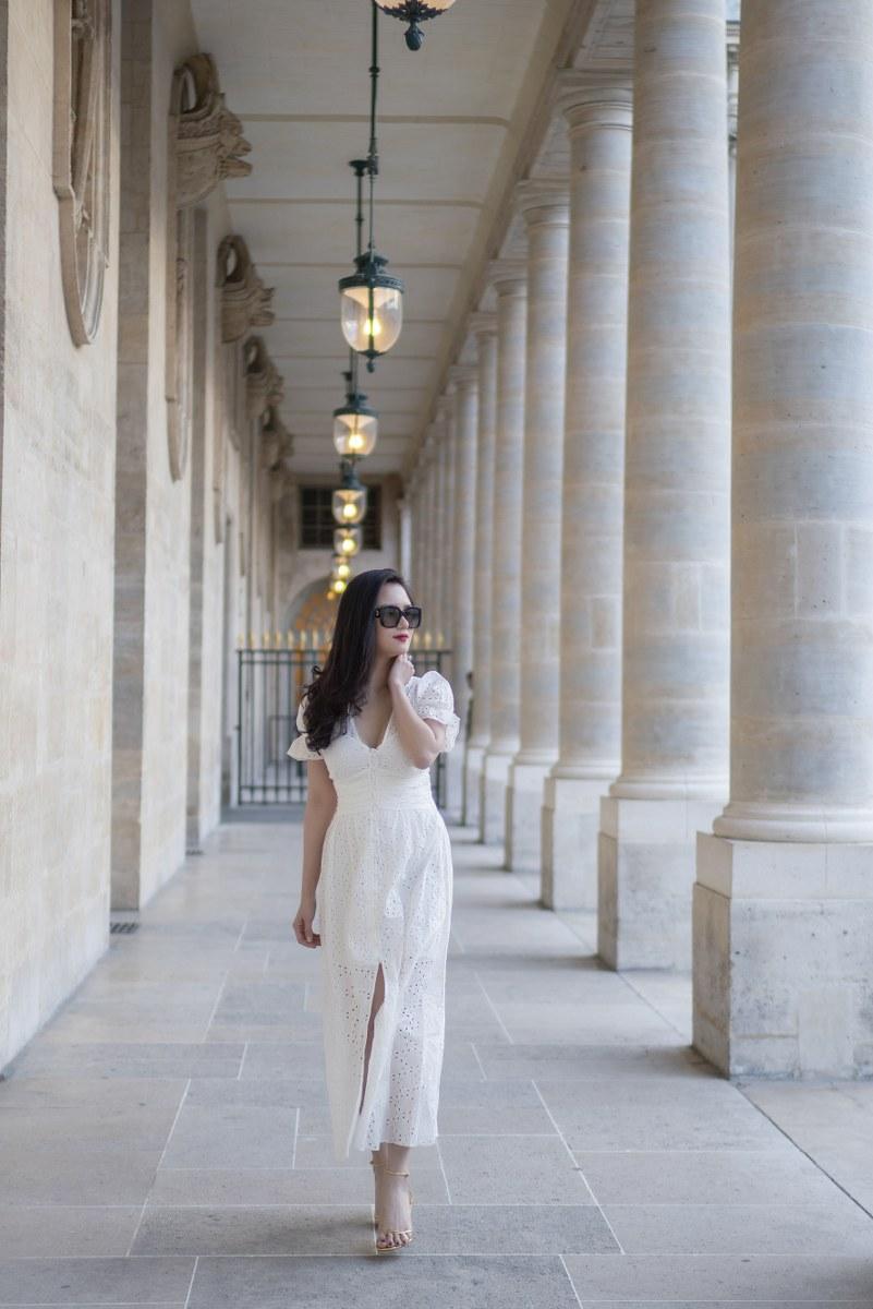 Những chiếc váy cực xinh cho nàng hạ cơn khát váy hoa mùa hè Ảnh 21