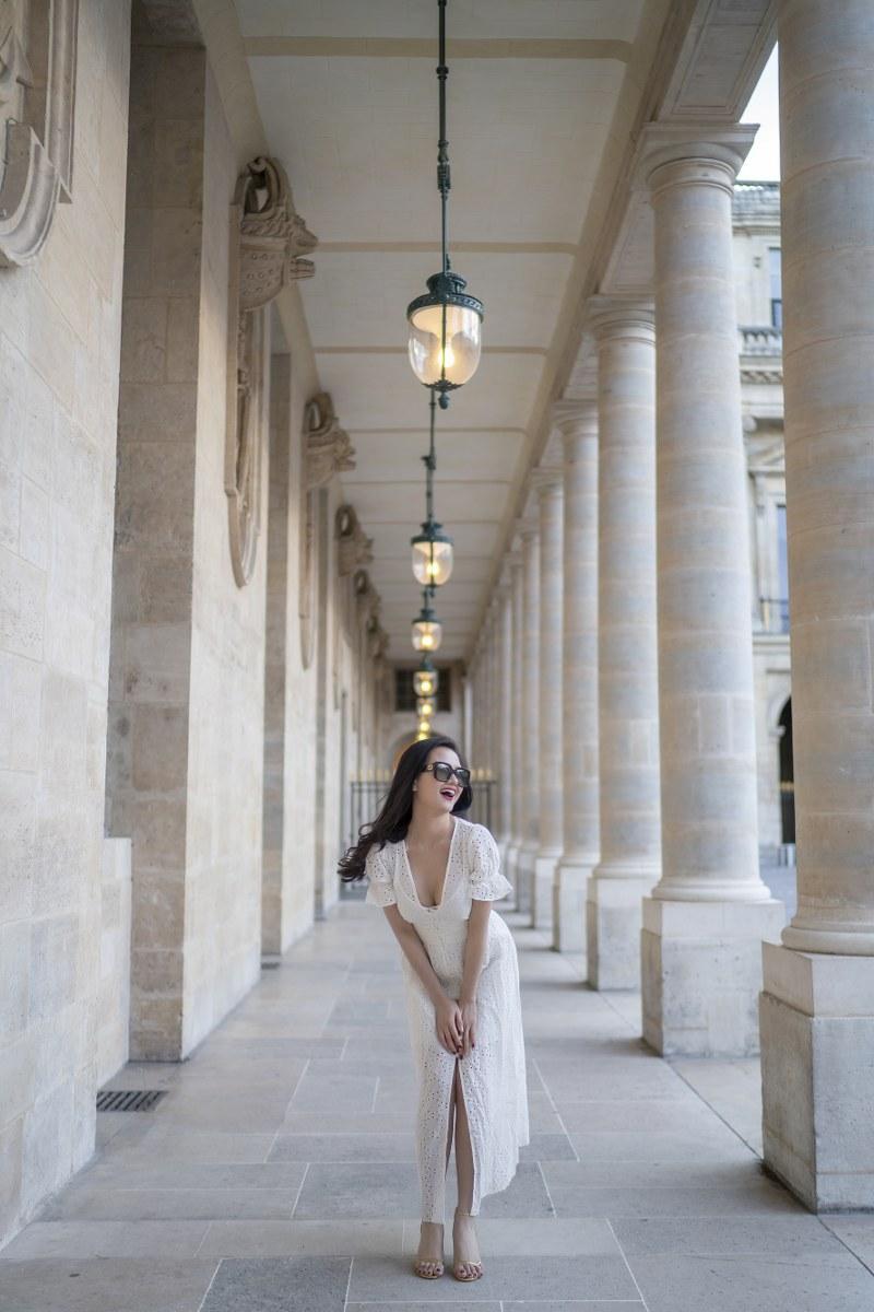 Những chiếc váy cực xinh cho nàng hạ cơn khát váy hoa mùa hè Ảnh 20