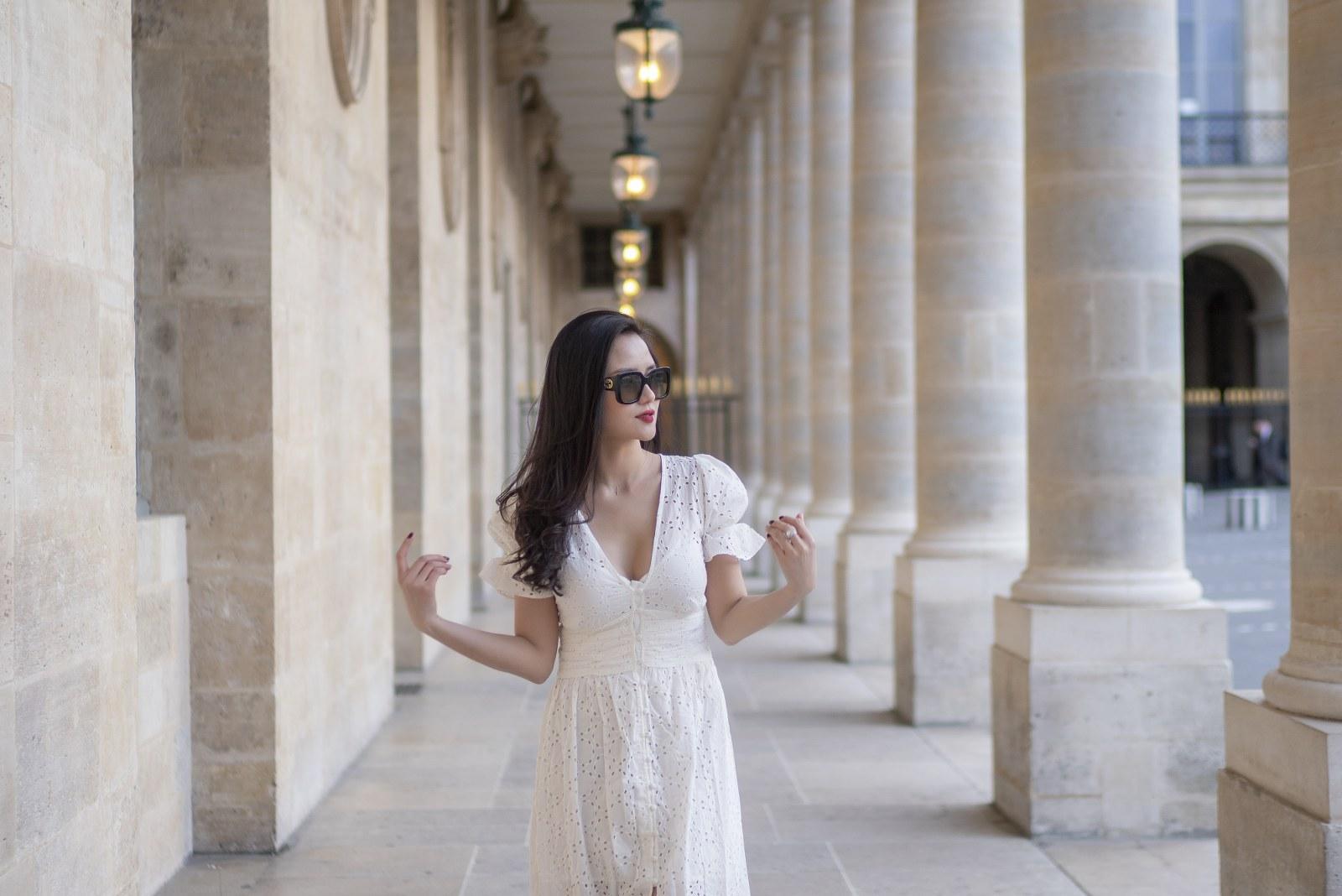 Những chiếc váy cực xinh cho nàng hạ cơn khát váy hoa mùa hè Ảnh 22