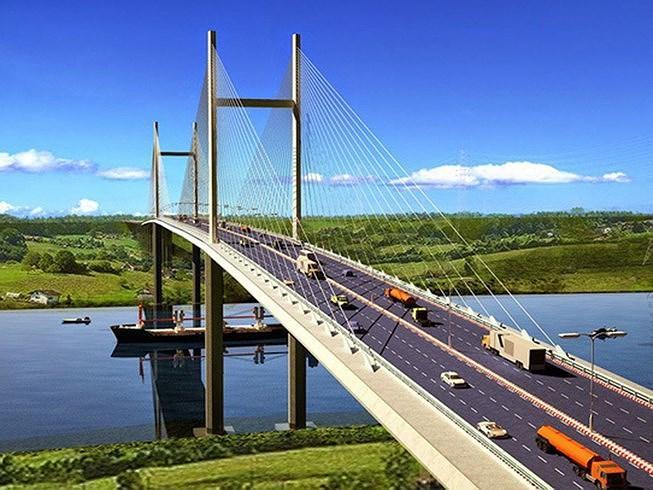 Cấp bách xây dựng cầu Cát Lái Ảnh 1
