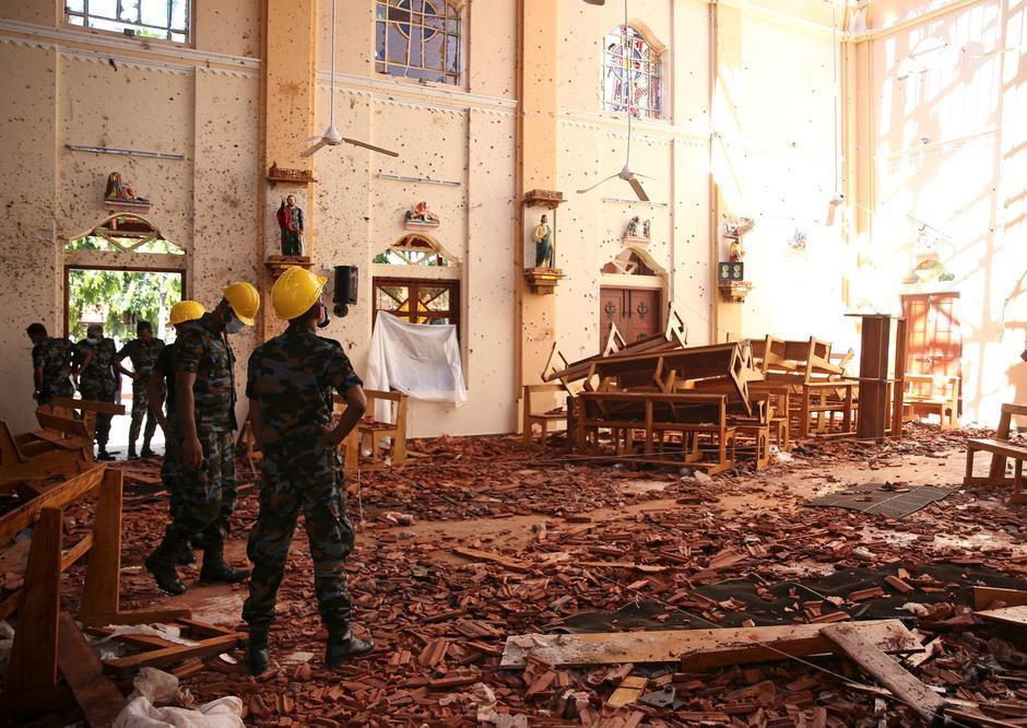 Thư từ Sri Lanka: ngày Chủ nhật Phục sinh đẫm máu! Ảnh 2