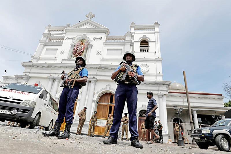Thư từ Sri Lanka: ngày Chủ nhật Phục sinh đẫm máu! Ảnh 1